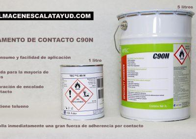 Pegamento contacto C90